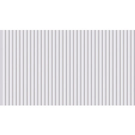Wills Wills Material Sheets SSMP225 Scratchbuilders Plate Corrugated Steel (Gauge H0/00)