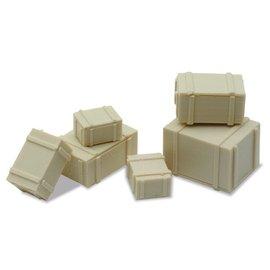 Peco Peco LK24 Packing Cases (Gauge 00/H0)