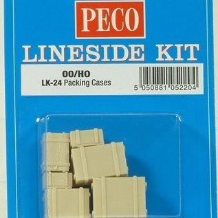 Peco Peco LK24 transportkisten (schaal H0/00)