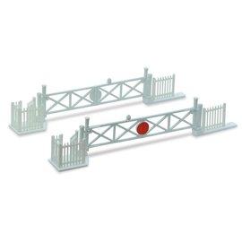 Peco Peco LK50 hekwerk voor spoorwegovergang (schaal H0/00)