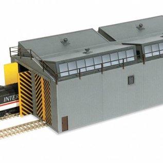 Peco Peco LK-80 Moderner Lokschuppen (Spur H0/00)