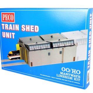 Peco Peco LK80 Moderne lokloods (schaal H0/00)