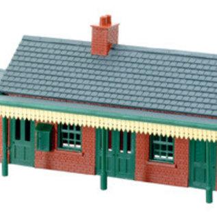 Peco Peco NB12 Country Station Building Brick (Gauge N)