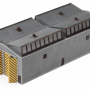 Peco Peco NB-80 Moderner Lokschuppen (Spur N)
