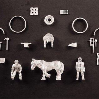 Wills Wills SSAM101 Blacksmith Set (Gauge 00/H0)