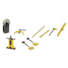 Peco Peco LK758 Platelayers Tools (Gauge 0)