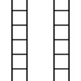 Peco Peco LK748 Ladders (Gauge 0)