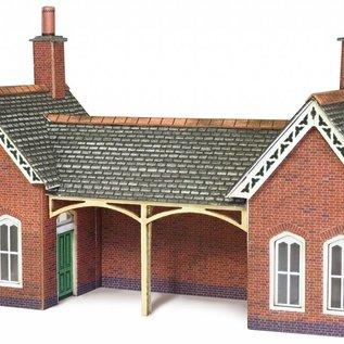 Metcalfe Metcalfe PN137 Ländlicher Bahnhof (Maßstab N)