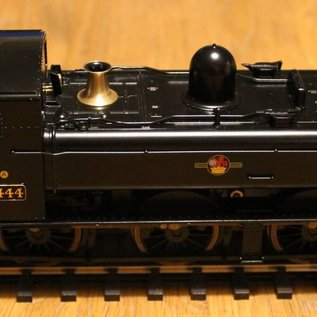 Dapol Dapol 7S-025-002 Dampflok Class 74XX Pannier BR Black Late Crest (Spur 0)