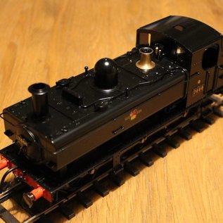 Dapol Dapol 7S-025-002 Steam Locomotive Class 74XX Pannier BR Black Late Crest (gauge 0)