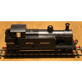 "Dapol Dapol 7S-026-005 BR Steam Locomotive Fowler 3F ""Jinty"" (gauge 0)"