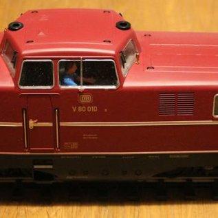 MBW MBW DB Diesellok V80 010 Tijdperk III (schaal 0)