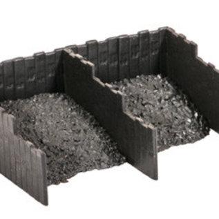 Wills Wills Scenic Series SS17 kolenbunkers (schaal H0/00)