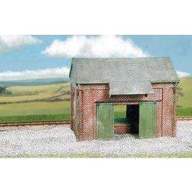 Wills Wills Craftsman Series Kit CK19 Goods shed (Gauge H0/00)