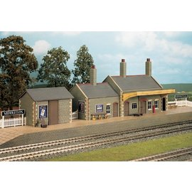 Wills Wills Craftsman Series Kit CK17 Country Station (Gauge H0/00)