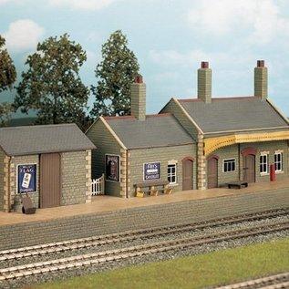 Wills Wills Craftsman Series Kit CK17 Landelijk station (schaal H0/00)