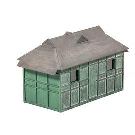 Wills Wills Scenic Series SS11 Taxi Mens rest Hut (Gauge H0/00)