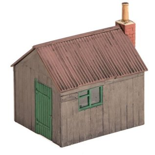 Wills Wills Scenic Series SS50 Platelayers Hut (Gauge H0/00)