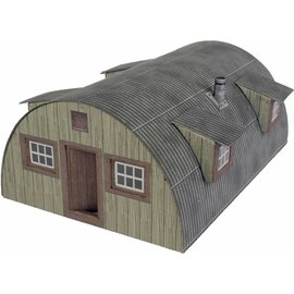 Metcalfe Metcalfe PO415 Nissen Hut (Gauge H0/00)