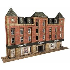 Metcalfe Metcalfe PN179 Low relief Department Store (gauge N)