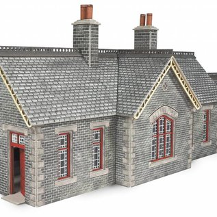 Metcalfe Metcalfe PO333 Station Settle/Carlisle (Schaal H0/00, Karton)