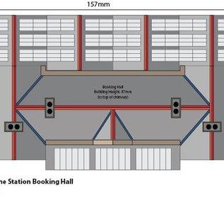 Metcalfe Metcalfe PN920 Hauptbahn Bahnhofs Hauptgebäude (Spur N)