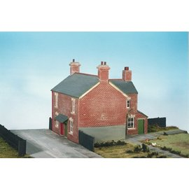 Wills Wills Craftsman Series Kit CK11 Semi Detached / Terraced Houses (Gauge H0/00)