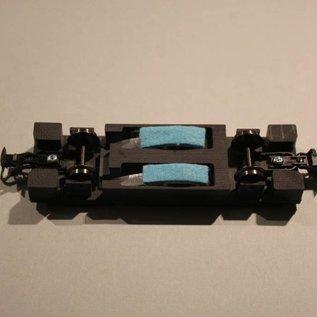 KPF-Zeller SRW-A Railreinigingswagen DC (schaal H0)