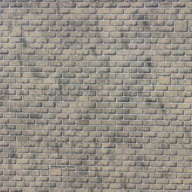 Metcalfe Metcalfe PN901 Builder Sheets  M1 style stone (N 1:160)