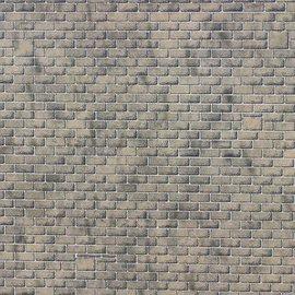 Metcalfe Metcalfe PN901 Zelfbouwplaten 'natuursteen' (N-Schaal)