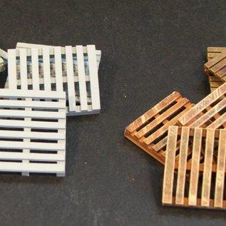 Skytrex Skytrex SMRA26 pallets (Gauge O)