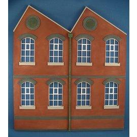 Skytrex Skytrex SMRS38 Fabrikgebäude  Fassade (Spur O)
