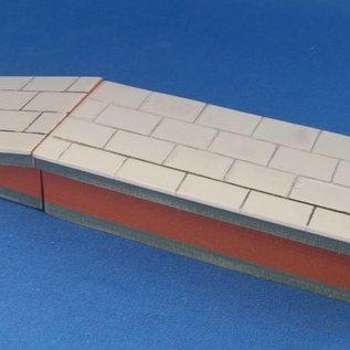 Skytrex Skytrex SMRS39A ramp for dock platform  (Gauge O)