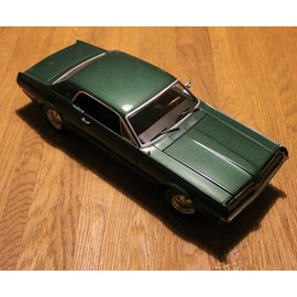 Sun Star 1540 1967 Mercury Cougar XR7 (scale 1:18)