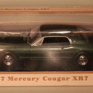 Sun Star 1540 1967 Mercury Cougar XR7 (scale 1:18)