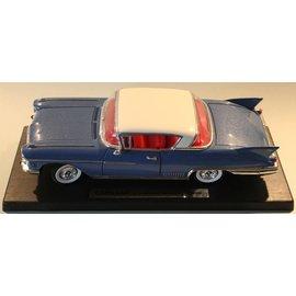 Road Legends 92159 1958 Cadillac Eldorado Seville (schaal 1:18)