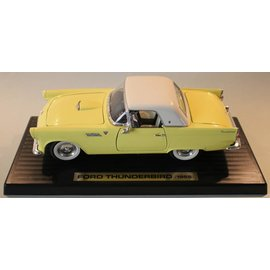 Road Legends 92068 1955 Ford Thunderbird (scale 1:18)