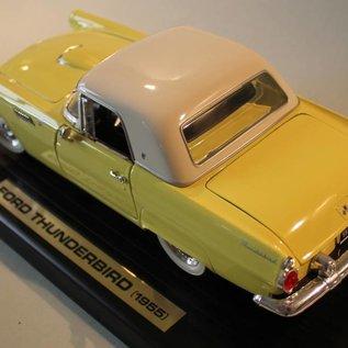 Road Legends 92068 1955 Ford Thunderbird (schaal 1:18)