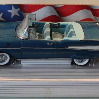 Ertl Collectibles 7498 American Muscle 1957 Chevrolet Bel Air (schaal 1:18)