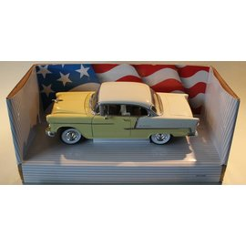 Ertl Collectibles 8110 American Muscle 1955 Chevrolet Bel Air (schaal 1:18)