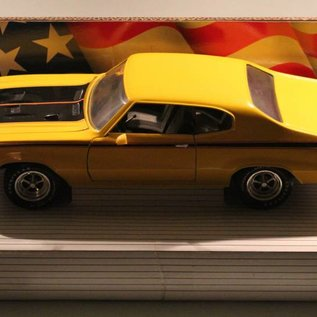 Ertl Collectibles 7603 American Muscle 1970 Buick GSX (scale 1:18)