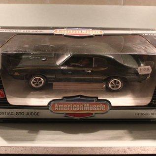 Ertl Collectibles 7328 American Muscle 1969 Pontiac GTO Judge (Massstab 1:18)