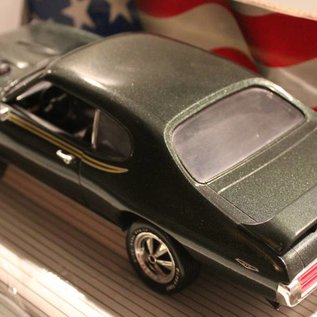 Ertl Collectibles 7328 American Muscle 1969 Pontiac GTO Judge (Massstab 1:18)