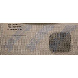 South Eastern Finecast FBS401 Builder Sheet embossed plain bond brick, H0/OO gauge, plastic