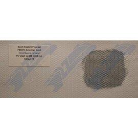 South Eastern Finecast FBS414 Selbstbauplatte Backstein in Amerikanischer Verbund. Maßstab H0/OO aus Kunststoff