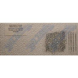 South Eastern Finecast FBS416 Builder Sheet embossed Random stone , H0/OO gauge, plastic