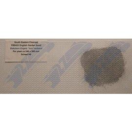 """South Eastern Finecast FBS423 Selbstbauplatte Backstein in Englisches """"Garten"""" Verbund. Maßstab H0/OO aus Kunststoff"""