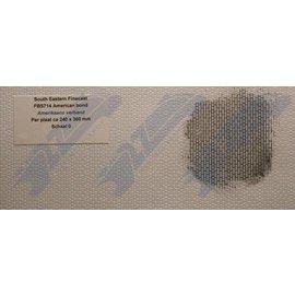 South Eastern Finecast FBS714 Builder Sheet embossed American bond , O gauge, plastic