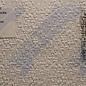 South Eastern Finecast FBS717 Builder Sheet embossed Dressed stone blocks, O gauge, plastic