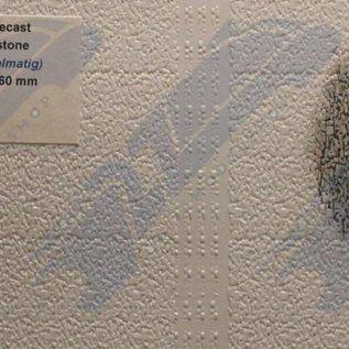 South Eastern Finecast FBS216 Builder Sheet embossed Random stone , N gauge, plastic
